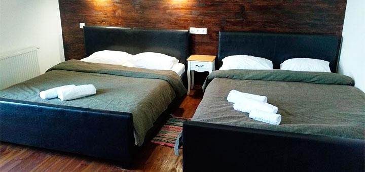От 2 дней отдыха в отеле «Край Неба» возле термальных источников в Берегово