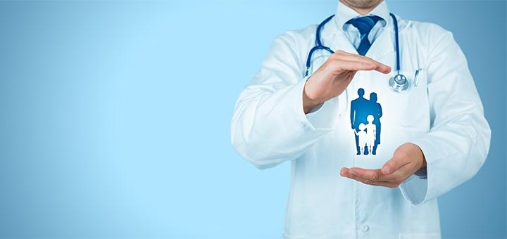 Обследование у семейного врача с расшифровкой ЭКГ в медицинском центре «Колибри»