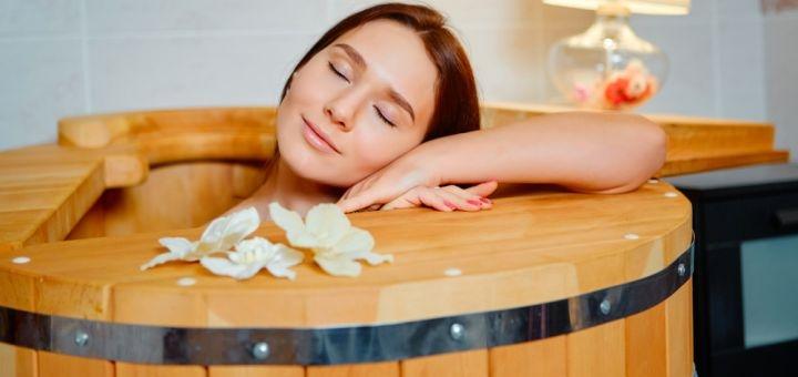 До 5 сеансов фитобочки с вакуумно-роликовым массажем и промасливанием тела в салоне «Мажорель»