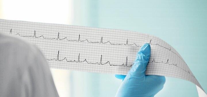 Базовое или комплексное обследование у терапевта-кардиолога в медицинском центре «Велес»