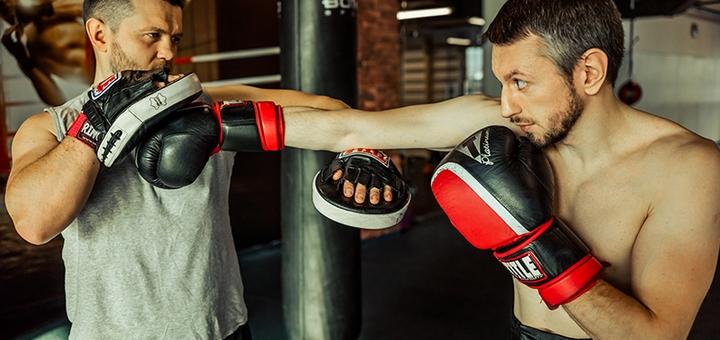 До 12 тренировок по боксу в клубе бокса «Кілобокс»
