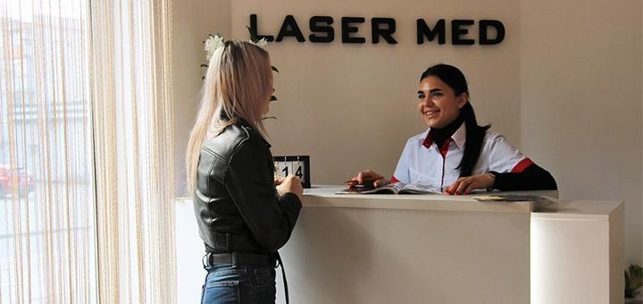 До 8 сеансов лазерной эпиляции тела на диодном лазере в центре «Laser Med»