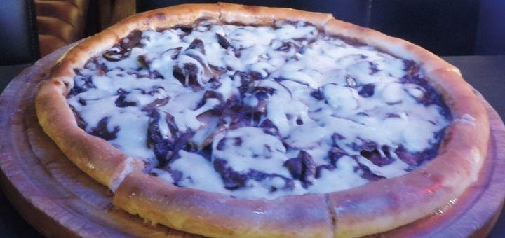 Скидка 50% на все меню пиццы в кафе домашней кухни «Home Sweet Home»