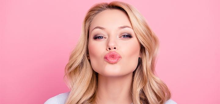 Скидка до 45% на увеличение и коррекцию формы губ в салоне красоты «Жаклин»