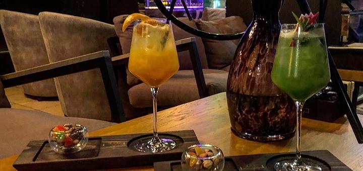 Скидка 40% на безалкогольные напитки и кальян в лаунж-баре «Кайфушечная»