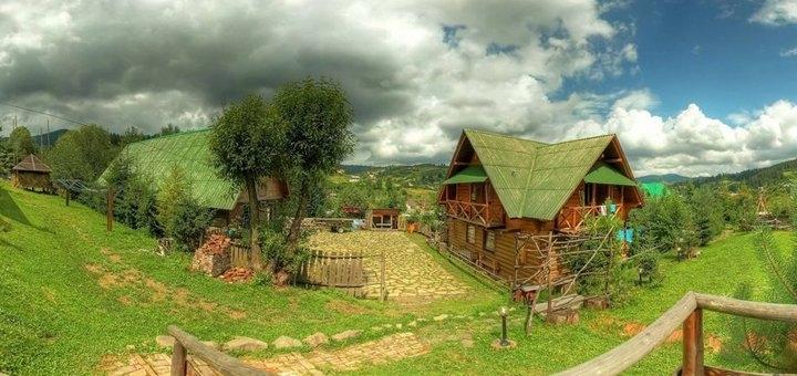 От 3 дней весеннего отдыха с питанием, пакетом услуг в отельном комплексе «4 сезона» в Славском