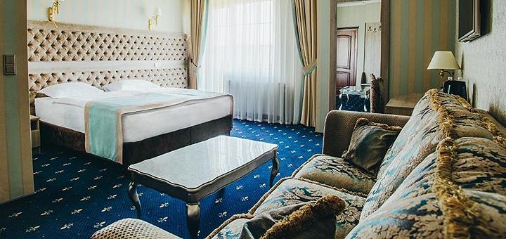 От 4 дней Spa-отдыха в отеле «Kamelot Hotel Rezort & Spa» в Закарпатье