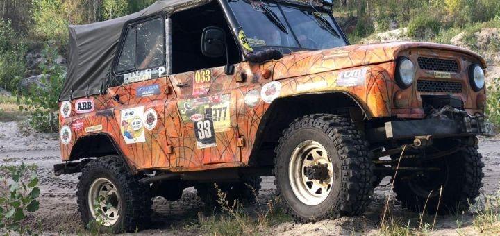 Скидка 64% на экстремальный Off-road заезд на внедорожнике от «Jeep extreme»