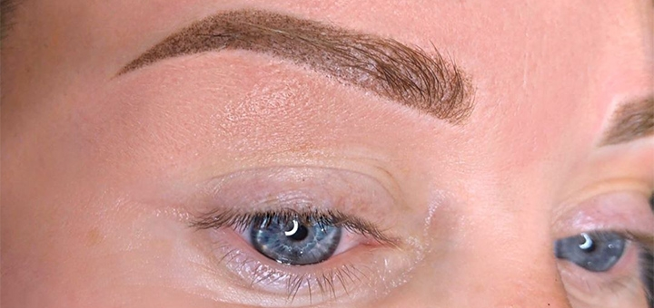 Скидка до 60% на перманентный макияж в кабинете перманентного макияжа «Sia PMU»