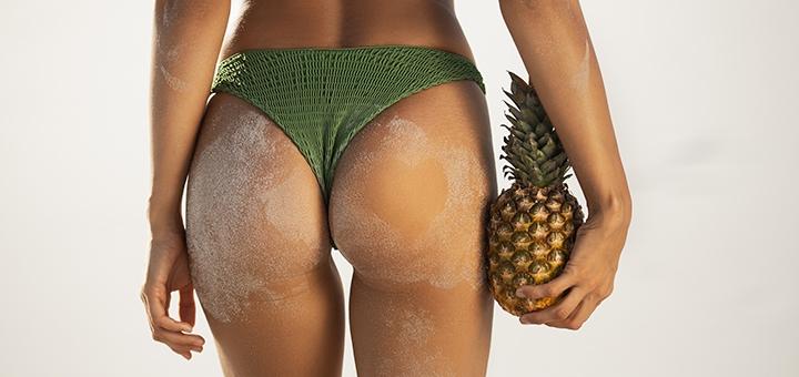 До 5 сеансов программы «Бразильские ягодицы» в студии массажа «Грация»