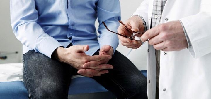 Комплексное обследование у уролога в медицинском центре «Lancet Clinic»
