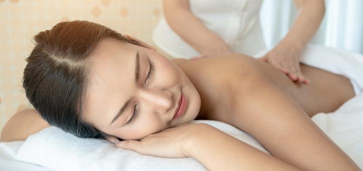 До 10 сеансов массажа спины, шейно-воротниковой зоны или стоп в салоне «Магия совершенства»