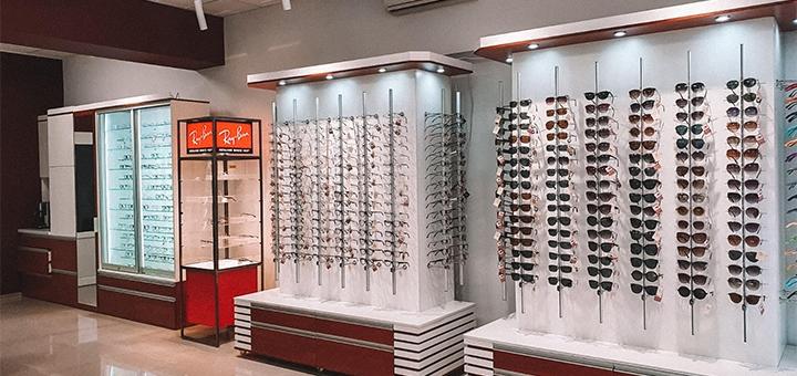 Комплексное обследование офтальмолога с подбором контактных линз в сети салонов «Дом оптики»
