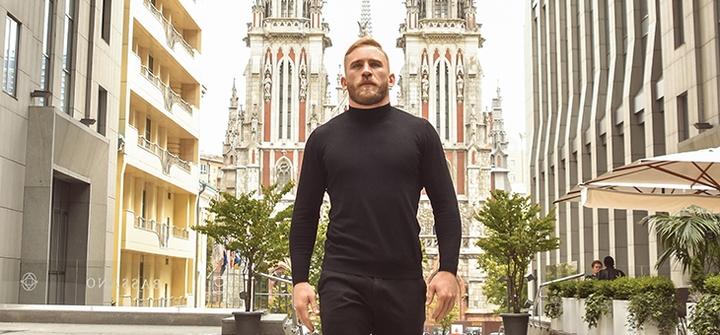 Индивидуальная мужская фотосессия «Strong man» от фотостудии «Konfeta»