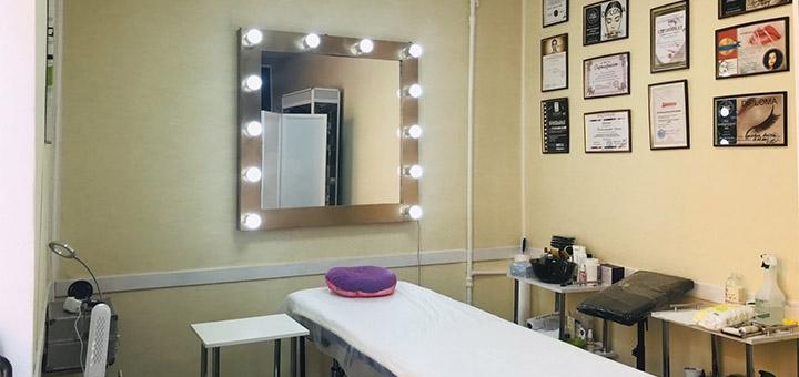 Cкидка до 80% на перманентный макияж или татуировку в студии красоты «Burhovich Beauty Room»