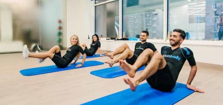 До 5 Ems-тренировок в инновационной клинике «Aurum Fitness Clinic»