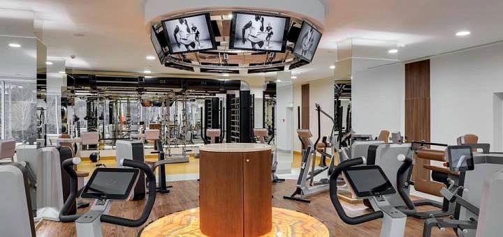 Комплексный анализ тела в инновационной клинике «Aurum Fitness Clinic»