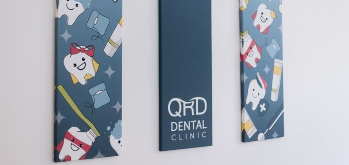 Сертификат на любые стоматологические услуги в стоматологии «QRD Dental Clinic»