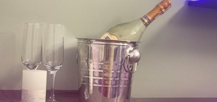 SPA-девичник с шампанским в салоне «SlimClub»
