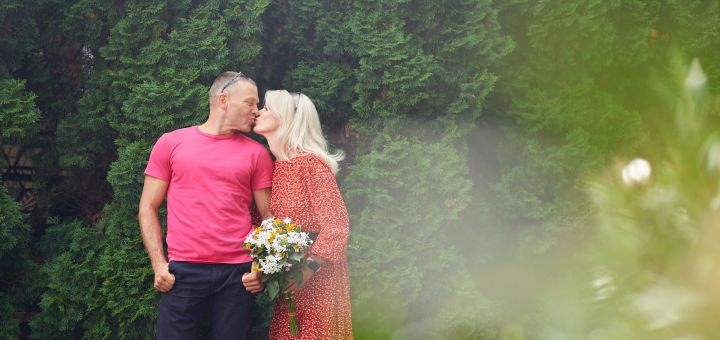 Выездная фотосессия «Love Story» от профессионального фотографа Максима Головко