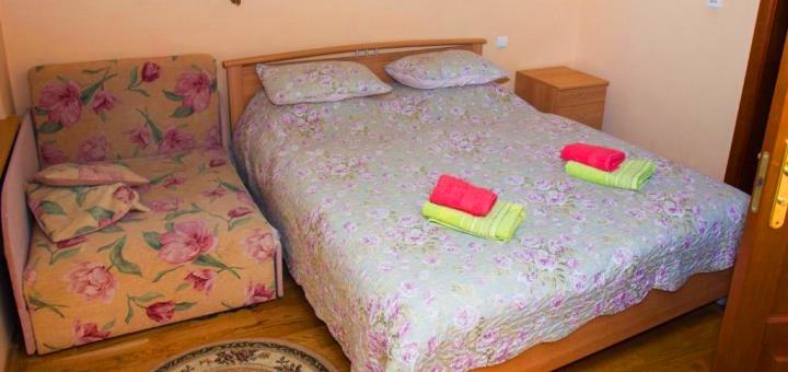 От 4 дней отдыха в июне с питанием и посещением сауны в комплексе отдыха «Лилиана» в Славском