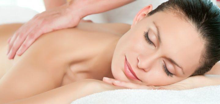 Скидка до 58% на массаж спины и шейно-воротниковой зоны в салоне  «Beauty Room»