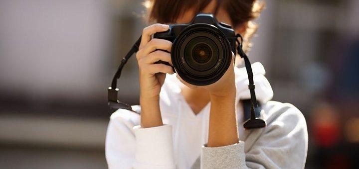 До 3 курсов обучения фотографии в школе «Boston School»
