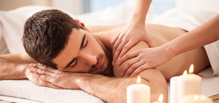 До 2 сеансов расслабляющей SPA-программы «Для него» в студии массажа «Body Studio»