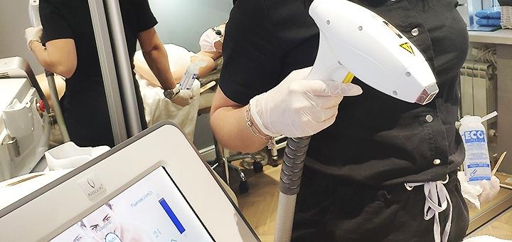 До 5 сеансов лазерной эпиляции тела в студии лазерной эпиляции «Beauty Queen»