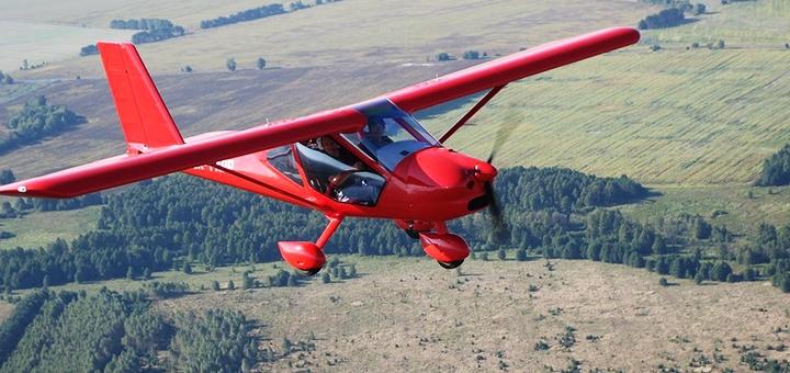 Скидка 57% на авиационный курс обучения «Быстрый взлет» от школы пилотов «Аeropractica»