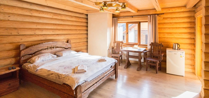От 3 дней отдыха с завтраками в отеле «Княжий двор» в Яремче