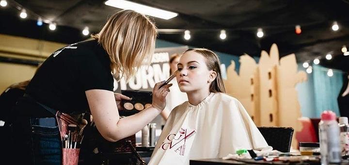 До 3 сеансов коррекции и окрашивания бровей краской или хной от визажиста Лины Паращенко