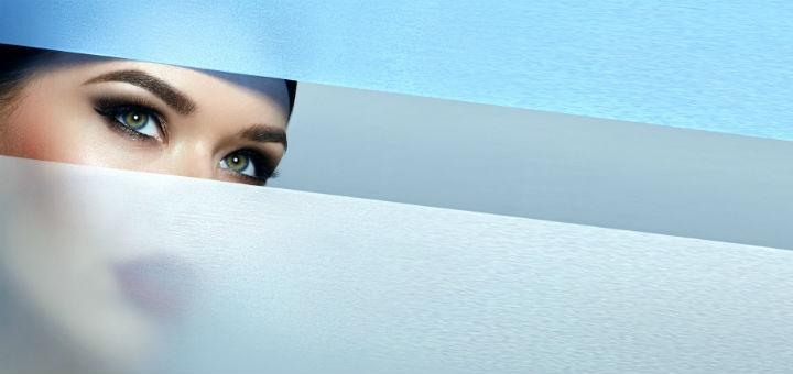 Ламинирование ресниц у косметолога Карины