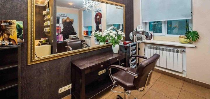 Дневной, вечерний или свадебный макияж с прической в салоне красоты «Ansi beauty»