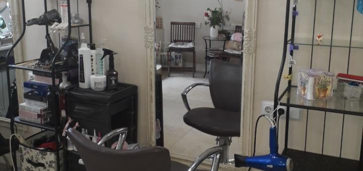 Стрижка, укладка, окрашивание, итальянское кератиновое восстановление волос в салоне «Аллюр»