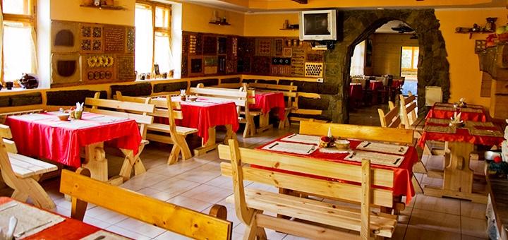 От 3 дней отдыха с питанием и Spa в усадьбе «Три брата» в Карпатах