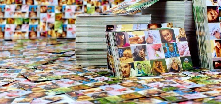 Печать фотографий разных форматов на премиум-бумаге от студии «Фотодрук»