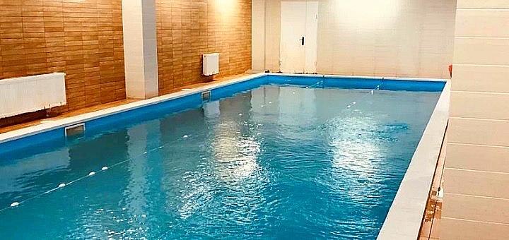 1 месяц безлимитного посещения бассейна в фитнес-клубе «Малибу»