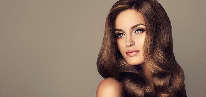 Скидка до 53% на женскую или мужскую стрижку и окрашивание волос от Татьяны Базилевской