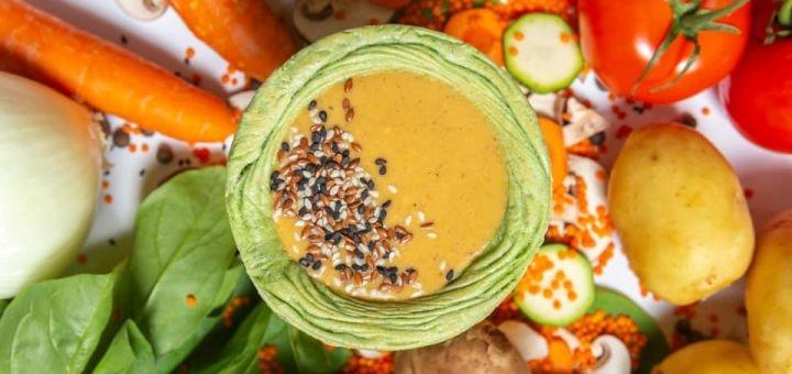 Знижка 50% на всі супи від фаст-фуду «Супкультура»