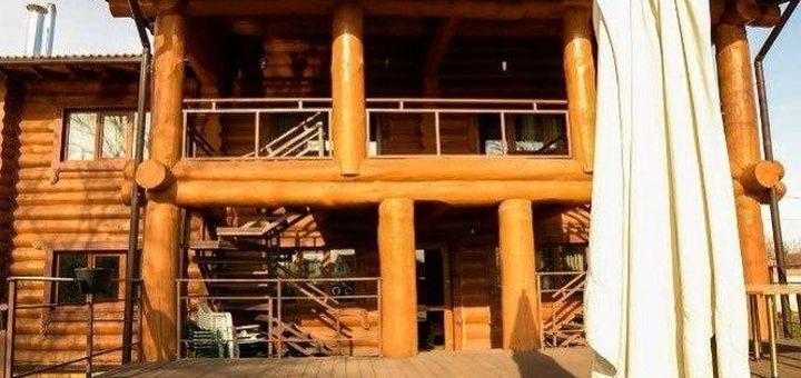 1 час отдыха в бане на дровах в комплексе «Казацкая баня»