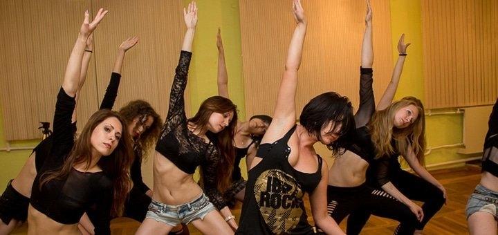 8 занятий танцами хип-хоп в школе танцев «My Dance Studio»