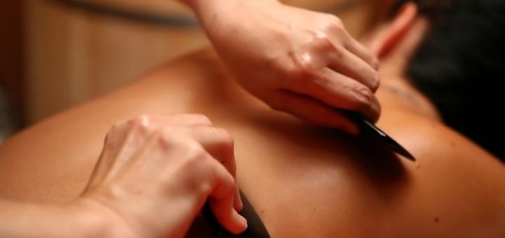 Тайский спортивный массаж «Sabai» в студии «Кабинет массажа на Майдане»