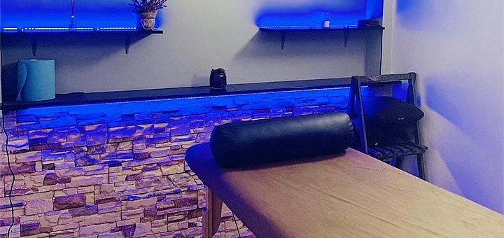 Тайский relax-массаж с аромамаслами в студии «Кабинет массажа на Майдане»