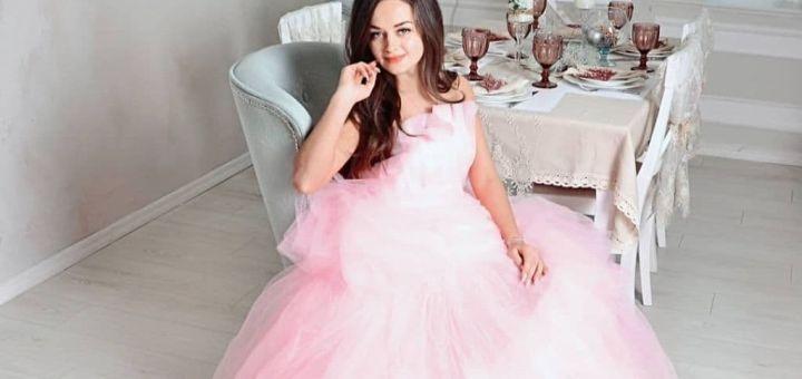 Новогодняя фотосессия в шикарных платьях от «Photo of Dream»