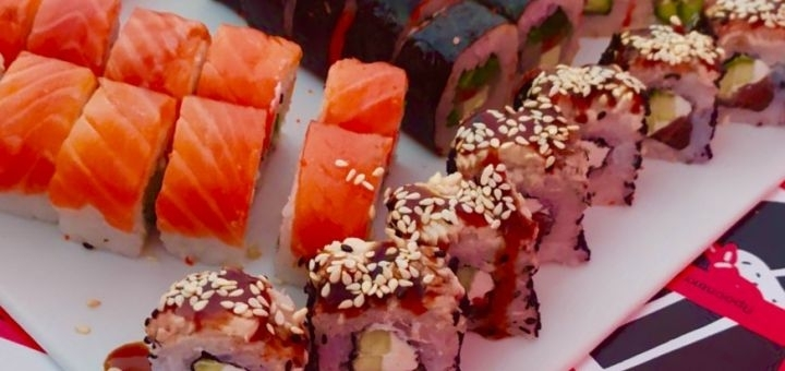Скидка 40% на суши-сет «Фирменный» от магазина-ресторана японской кухни «Tokidon»