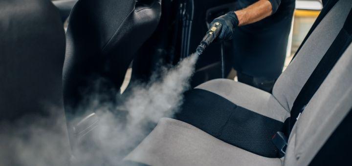 Полная химчистка салона легкового автомобиля или внедорожника от «Royal Clean»