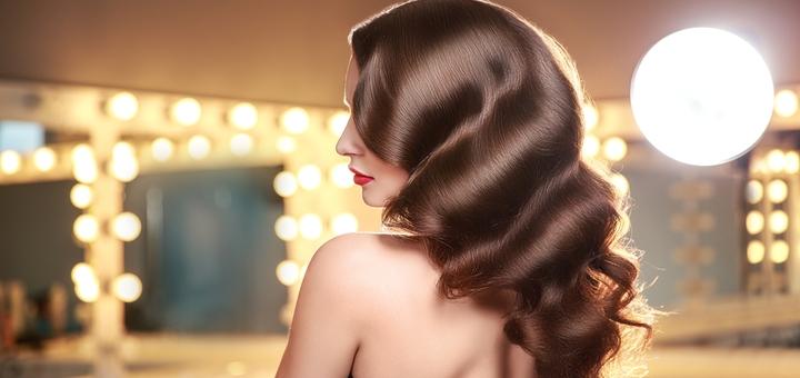 Стрижка, укладка и комплекс по уходу за волосами в мастерской «Beauty saloon ptitsa feniks»