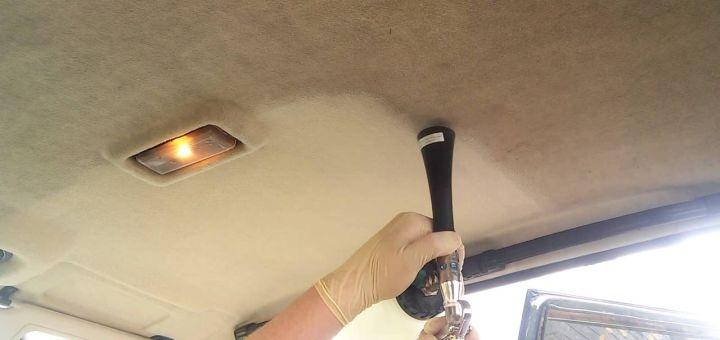 Полная химчистка салона легкового автомобиля или внедорожника в автохимчистке «Auto Spa»