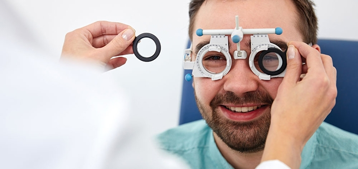 Комплексное офтальмологическое обследование для взрослых и детей в центре зрения «Oculus»